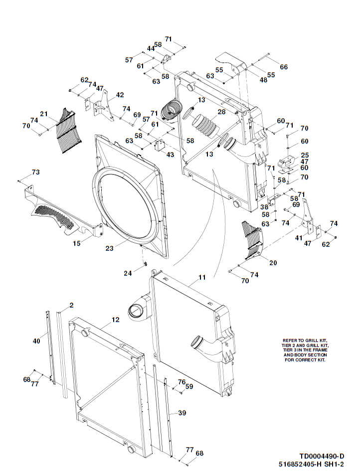 Bell B45d B50d